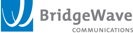 BridgeWave Communications Retina Logo